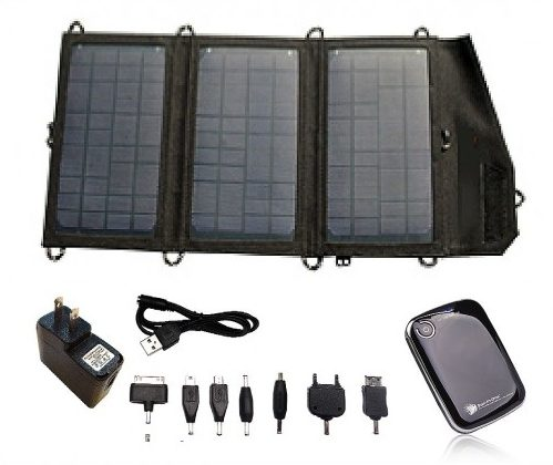 10 Watt foldable Solar Charger