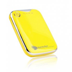 2500 MAH Power Pack by Sun-In-One
