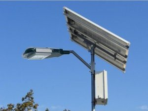 28 Watt Solar Street Lights