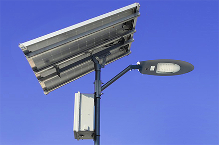 90 Watt Solar Street Light