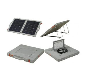 100 Watt Foldable Solar Panels