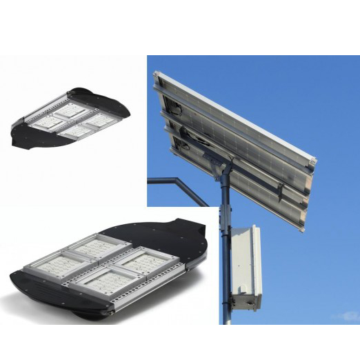 112/56 Watt Solar Street Lights