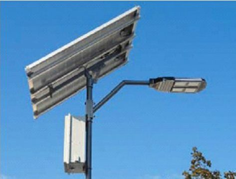 56 Watt Solar Street Lights