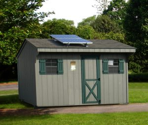 Solar Shed LED Lighting and Power Kits
