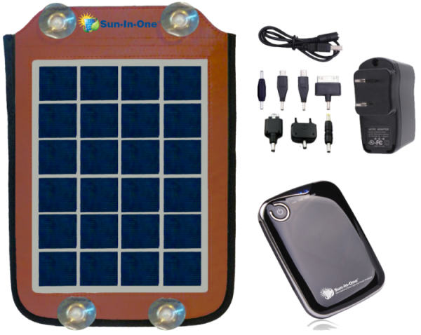 5 Watt Portable Solar Charger