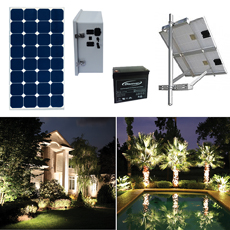 Landscape Lighting & Power Unit Kit 1