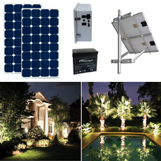 Landscape Lighting and Power Units