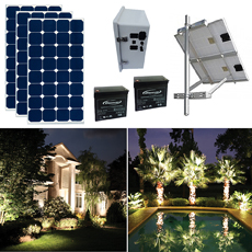 Landscape Power Unit Kit 8