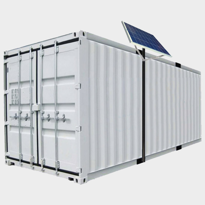 Solar Container Lights Panel System