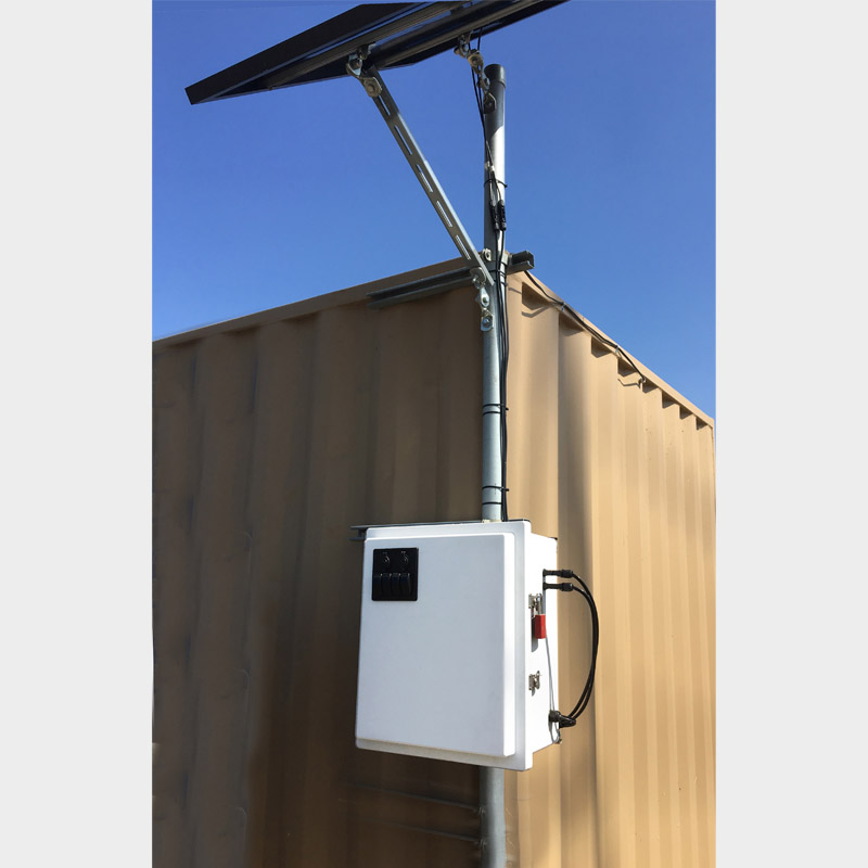 Container Solar Lighting Kits